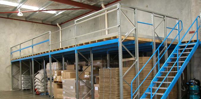 Mezzanines Ampro Inc
